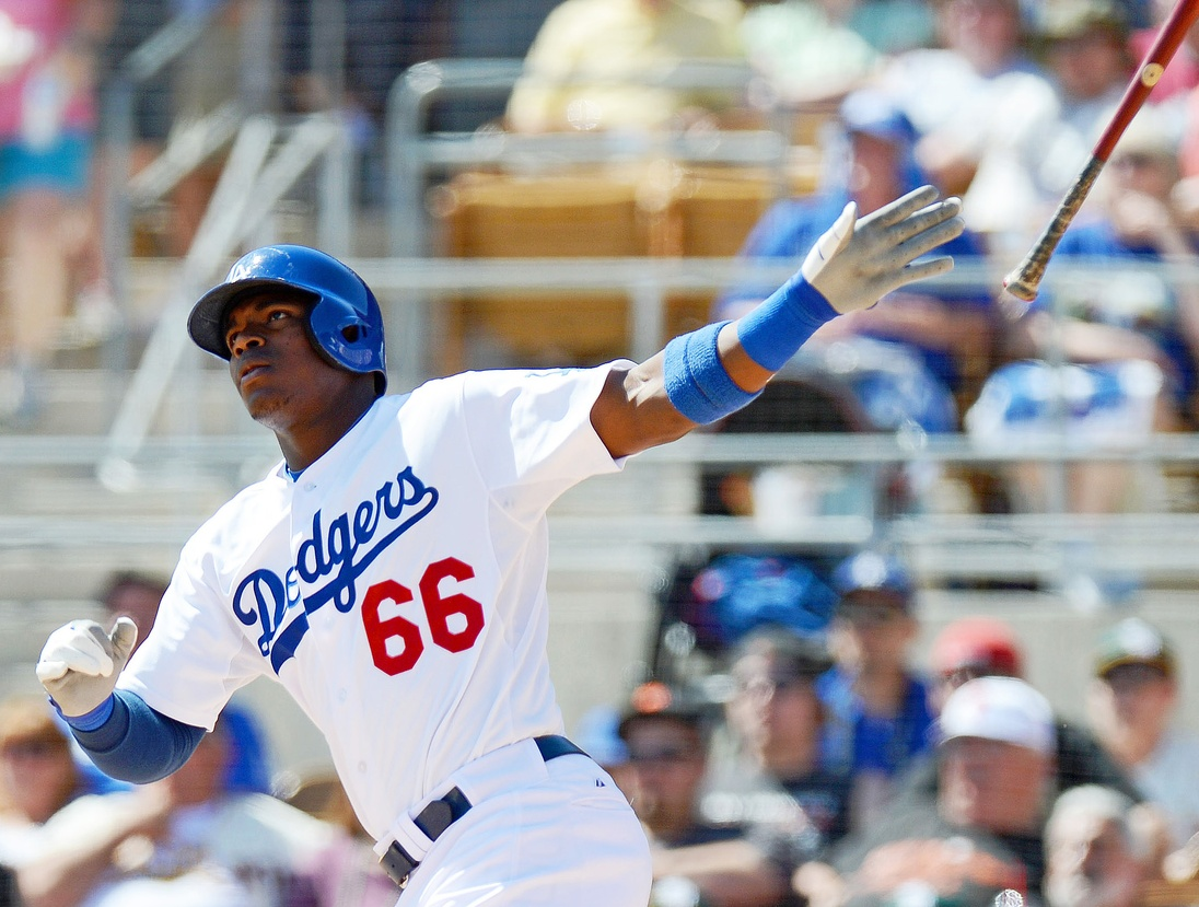 11 Yasiel Puig - best selling jerseys in mlb 2014