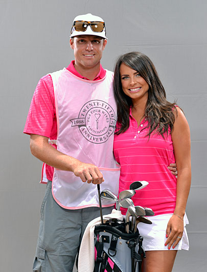 11 amber watney (nick watney) - 2014 masters wags