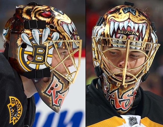 13 tuuka rask (boston bruins) - best goalie masks nhl 2013-14