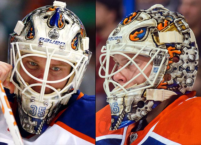 Total Pro Sports 20 Best Goalie Masks of the 2013-14 NHL ...