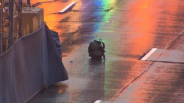 2014 Boston Marathon Bomb Scare