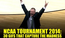 30 GIFS that Capture the Madness of the 2014 NCAA Tournament