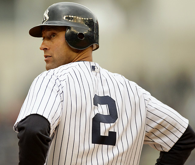 3 Derek Jeter - best selling jerseys in mlb 2014