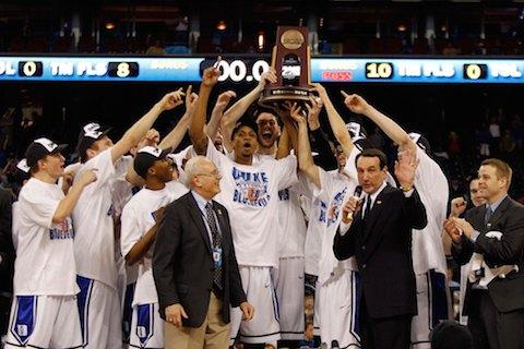 5 duke basketball natioal championship 2010 - most college basketball championships