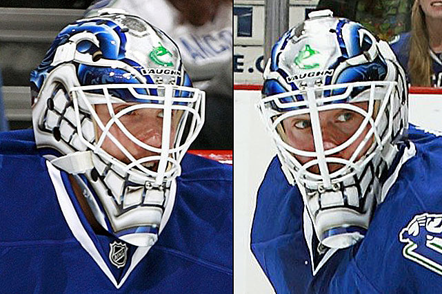 7 jacob markstrom (vancouver canucks) - best goalie masks nhl 2013-14