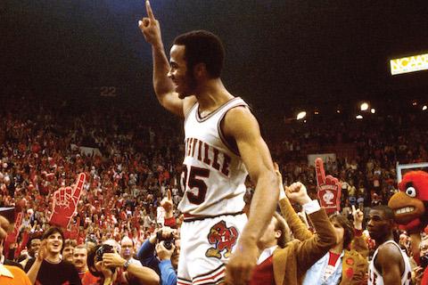 8 louisville basketball 1980 national championship - most college basketball championships