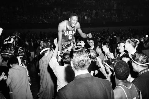 9 bill russell 1956 university of san francisco dons - most college basketball championships