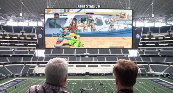 Conan's AT&T Stadium Clueless Gamer