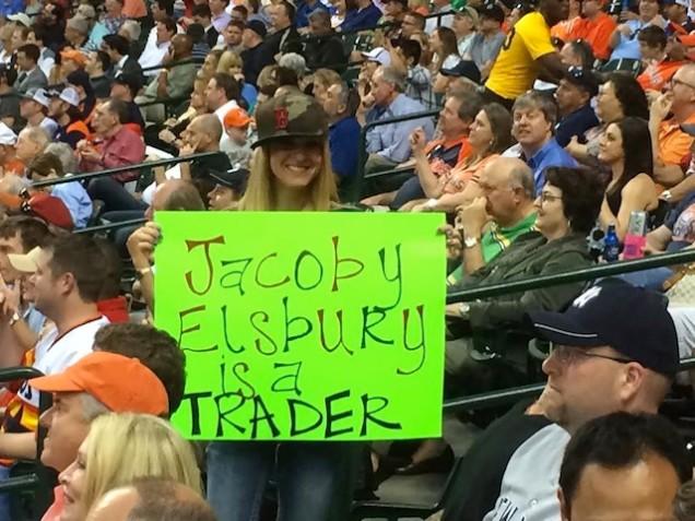 Dumb Red Sox Fan