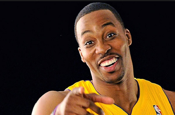 Dwight Howard joke