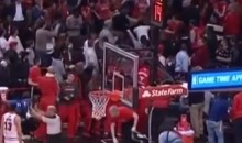 Fight Breaks Out in Crowd at Bulls-Wizards Game 5 (Video)