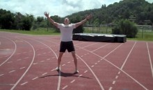 Canadian James Nielsen Breaks Beer Mile World Record (Video)