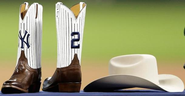 Jeter retirement gift from houston astros