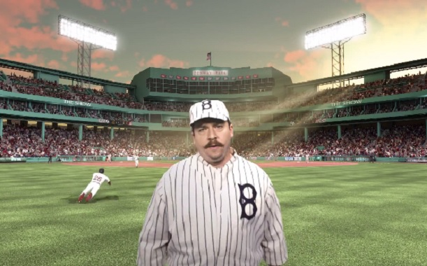 Kenny Powers MLB 14 The Show