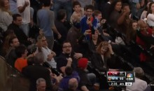 Knicks Fans Point Out Raymond Felton Heckler, Have Him Ejected (Video)
