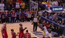 Let This GIF of Lance Stephenson's Missed Dunk Serve as a Metaphor for the Pacers' Postseason (GIF)
