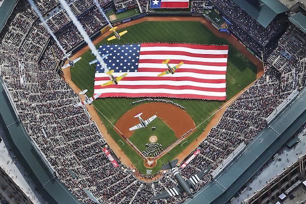MLB OPENING DAY 2014