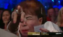 Manny Pacquiao's Mom Was Using Voodoo During Her Son's Victory over Timothy Bradley (Video)