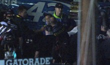 Punches Thrown During Fight at NASCAR Race in Richmond (GIF + Video)