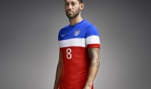 Nike Unveils 2014 Team USA Soccer Away Kit (Photos)