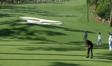 Phil Mickelson and Sang-Moon Bae Provide Greatest Shots of the First Round at The Masters (GIFs)