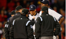 Yankees' Michael Pineda Ejected In The 2nd Inning vs. Red Sox For…Pine Tar (Video)