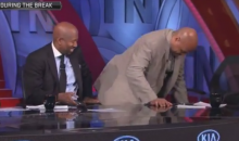 Charles Barkley's Leg Cramp On Live TV Is Simply Terrific (Video)
