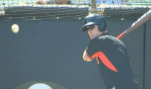 Watch Metallica Take Batting Practice at AT&T Park (Video)
