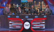 "Shaq Tells Barkley ""You Kissed Dick in the Mouth"" on TV (Video)"