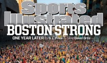 Sports Illustrated Commemorates First Anniversary of Boston Marathon Bombing with Inspiring Cover Image