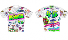 State College Spikes Unveil 'Fresh Prince' Jerseys