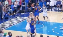Steph Curry Reminds Everyone He's Awesome With Game-Winning Bucket in Overtime (Video)