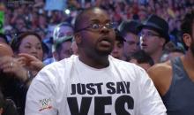 WWE Fans in Shock After Brock Lesnar Ends Undertaker's WrestleMania Win Streak (Gallery)