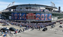 Chicago Cubs Celebrated The 100th Anniversary Of Wrigley Field Today (Video)