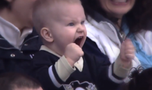 """Buckle Up Baby"": Two-Year-Old Pittsburgh Penguins Superfan Is Intense, Adorable (Videos)"