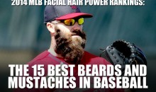 2014 MLB Facial Hair Power Rankings: The 15 Best Beards and Mustaches in Baseball