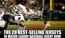 The 20 Best-Selling Jerseys in Major League Baseball Right Now