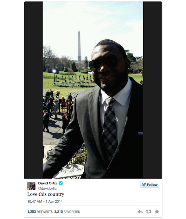 big papi davis ortiz white house visit 6