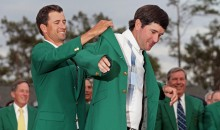 Bubba Watson Wins the 2014 Masters (GIF)