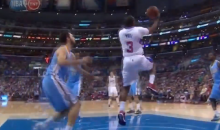 Chris Paul Channeled Michael Jordan Last Night, Imitating MJ's Iconic Baseline Move (Videos)