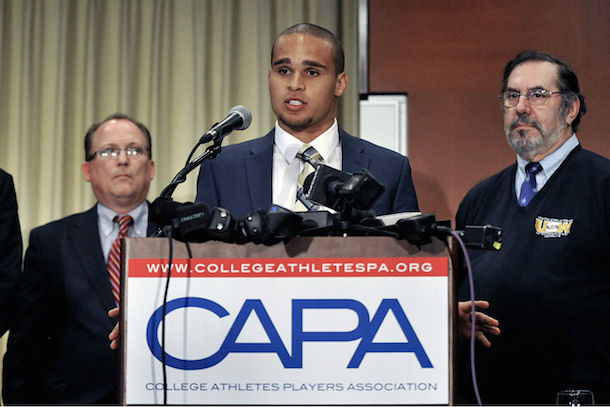 college athletes players association