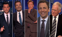 Here's a Roundup of the Best Late Night Talk Show Jokes About Donald Sterling (Videos)