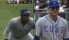 Even When the Chicago Cubs Win They're a Disaster (GIFs)