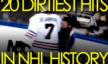 20 Dirtiest Hits in NHL History