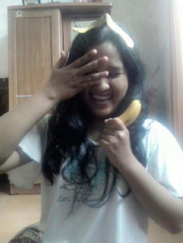 eating banana instagram we are all monkeys meme 1