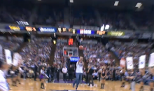 Sacramento Kings Fan Wins a Kia by Sinking Half-Court Shot (Video)