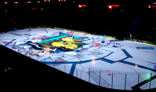 QMJHL's Halifax Mooseheads Treats Fans to Mind-Blowing Pre-Game Light Show (Video)