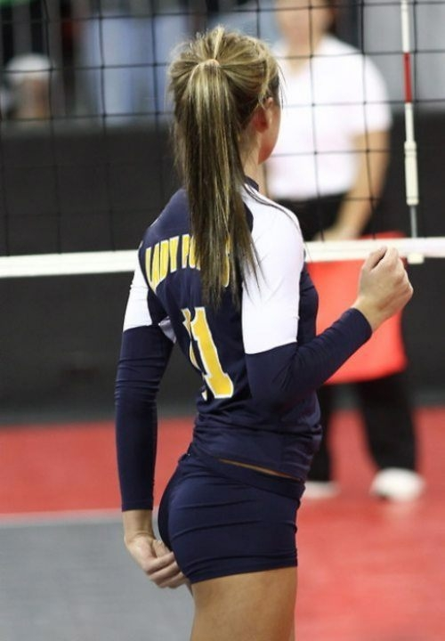 The Sexiest Ever Volleyball Shorts Gallery Total Pro