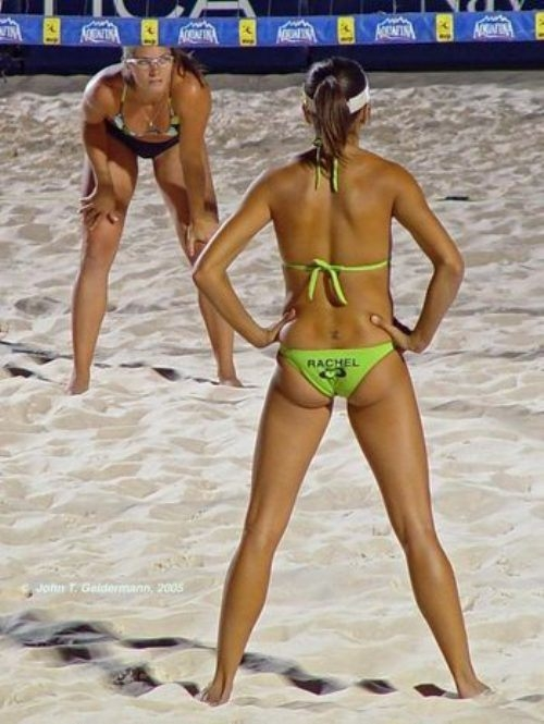 The Sexiest Ever Volleyball Shorts (Gallery) | Total Pro Sports