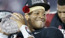 Heisman Trophy Winner Jameis Winston Busted for Shoplifting Crab Legs
